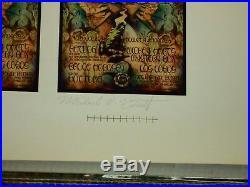Furthur Festival-grateful Dead-signed-numbered-ap-michael Everett-rare