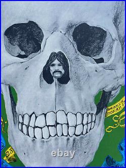 GRATEFUL DEAD Mother Earth 1967 FD 82 ORIGINAL Family Dog Denver Poster