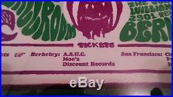 Grateful Dead 1966 POSTER original