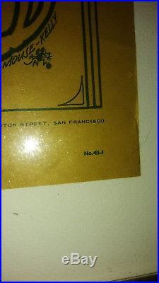 Grateful Dead 1967 Poster