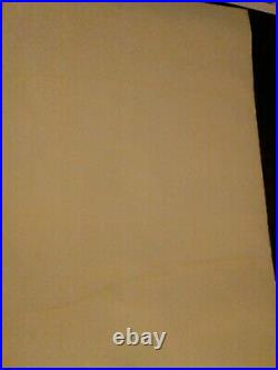 Grateful Dead 1978 NEW YEARS EVE 1st print and postcard set plus second huge pr