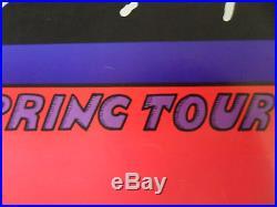 Grateful Dead 1988 Spring Tour Peter Max Poster