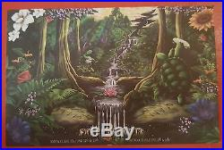 Grateful Dead 50th Anniversary/Fare Thee Well Post Cards Set of 4