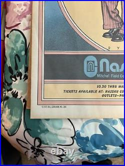 Grateful Dead A Swell Dance Concert Print 315/1973 and 3/16/1973