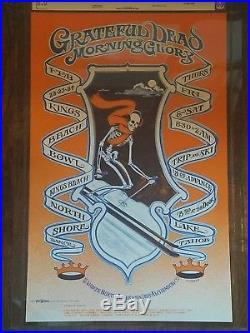 Grateful Dead AOR 3.29 Trip or Ski CGC Graded Poster