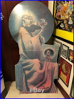 Grateful Dead Blues For Allah promo cut out 5.5 tall