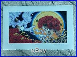 Grateful Dead Celestial Tea Poster Print Official AJ Masthay FREE SHIPPING