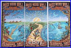Grateful Dead Chicago Poster Print Mike Dubois 7/3 4 5/15 Gd50 Fare Thee Well