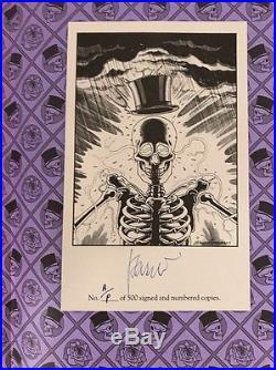 Grateful Dead Comix Signed Advanced print