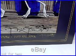 Grateful Dead Company Poster Art Signed #/100 STANLEY MOUSE FTW GD50 Dinosaur