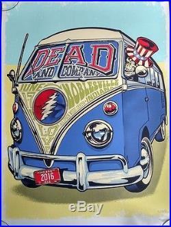 Grateful Dead Dead And Company Noblesville, (Deer Creek) Poster #280