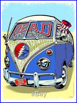 Grateful Dead Dead And Company Noblesville, (Deer Creek) Poster #338