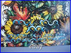 Grateful Dead Fall Tour 1995 Canceled Tour Numbered