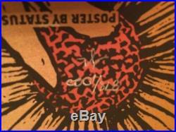 Grateful Dead -GD 50- Fare Thee Well VIP Poster Set Santa Clara Justin Helton