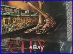Grateful Dead Live At Radio City Music Hall Poster-(see Details)
