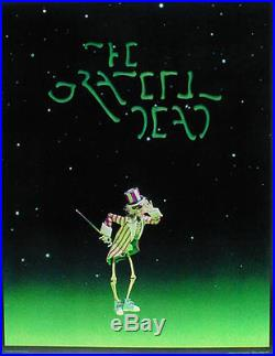 Grateful Dead Movie Poster Rare First Printing