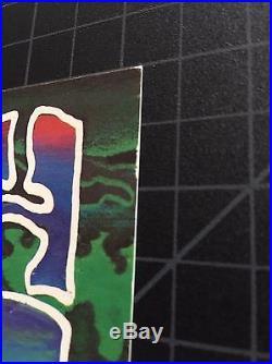 Grateful Dead Phil Lesh & Friends PHISH poster 1999 Michael Everett 1st ED SF CA
