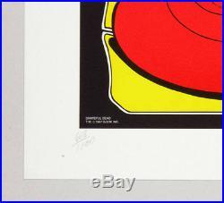 Grateful Dead Poster AOR 3.179 Artist Edition Print Bob Masse signed numbered