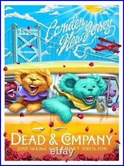 Grateful Dead ProductionsDead and companyBB&T Pavillion 6/1&2/18