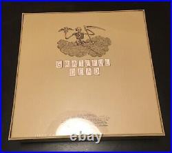 Grateful Dead Spring 1990 Box Set Wes Lang Poster BRAND NEW STILL SEALED
