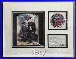 Grateful Dead Stanley Mouse Lithographs Set of 3 Signed Matted RARE Jerry Garc