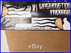 Grateful Dead Summer 1995 Tour Poster. Rare 1st Edition. Numberd Out of 4500