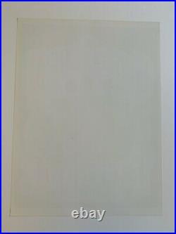 Grateful Dead Telluride Original Concert Poster