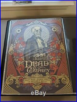 Grateful Dead and Company Atlanta 2015 Poster Print Art Mayer Weir Phish Helton
