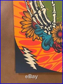 Grateful Dead and Company Tour Poster Boulder CO-Folsom Field 7/14/18 #/800