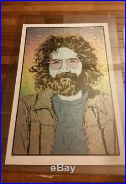 Jerry Garcia Chuck Sperry Summer Orpheus