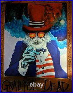Joey Feldman Grateful Dead Uncle Sam Want You UNIQUE 24/60