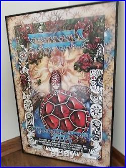 Limited Edition 1995 Grateful Dead Summer Tour Poster