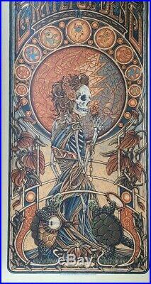 Luke Martin BNG Bottleneck Grateful Dead Poster Plus Mini Print Limited Run