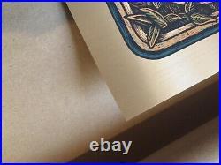 Luke Martin Grateful Dead 1 Bertha Gold Foil, with Mini
