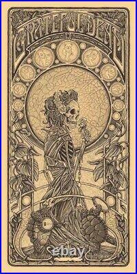 Luke Martin Grateful Dead Keyline AP XX of 75 Suburban Avenger Limited