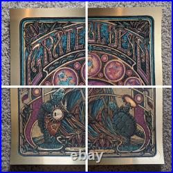 Luke Martin Grateful Dead PURPLE FOIL VARIANT