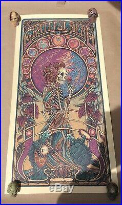 Luke Martin Suburban Avenger Grateful Dead Purple Version Signed #138/150