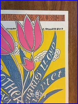 Mint 1967 Continental Ballroom Big Brother AOR 2.342 Poster Dead Fillmore Family