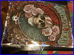 NC Winters Grateful Dead Moon Lava foil X/50 Not Pollack Welker Masthay