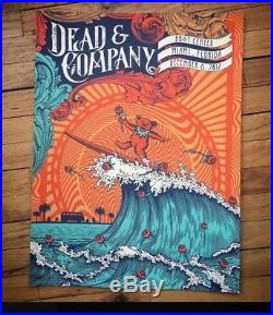 Official Dead And Company Artist Edition, FL 2017/18Justin Helton