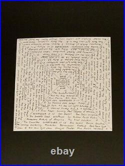Original 1966 Acid Test Handbill Poster SF State Grateful Dead MINT
