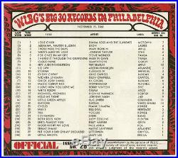 Original 1968 MIAMI POP FESTIVAL Concert Handbill GRATEFUL DEAD Joni Mitchell +