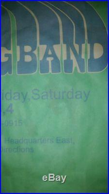 Original Grateful Dead Poster