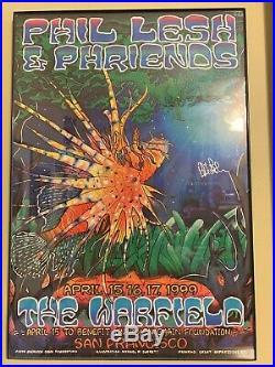Phil And Phriends warfield Grateful Dead Phish