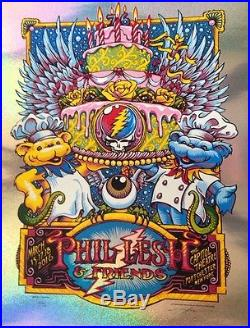 Phil Lesh And Friends Capitol Theatre 76th Birthday Grateful Dead Poster
