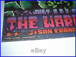 Phil Lesh and Friends Poster Signed by Phil Lesh Autographed Grateful Dead