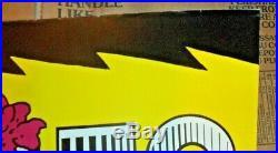 Poster/Vintage Grateful Dead / Peter Max Spring Tour 1988 Promo