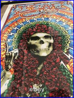 RARE Dead & Company Poster 2016 Burgettstown PA Grateful Dead July 13 Pittsburgh