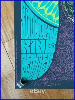 RARE! Dead and & Company New Orleans LA 2017 Print Poster SE #/550 grateful