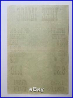 RARE Grateful Dead 1968 Miami Poster Yardbirds Jimmy Page BG FD AOR Led Zeppelin